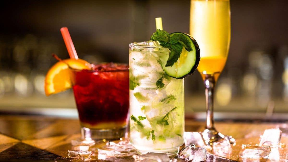 Are Cocktails Healthy