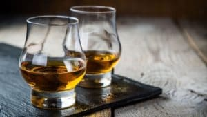 A Dram of Whiskey