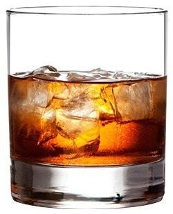Whiskey tumbler old fashioned