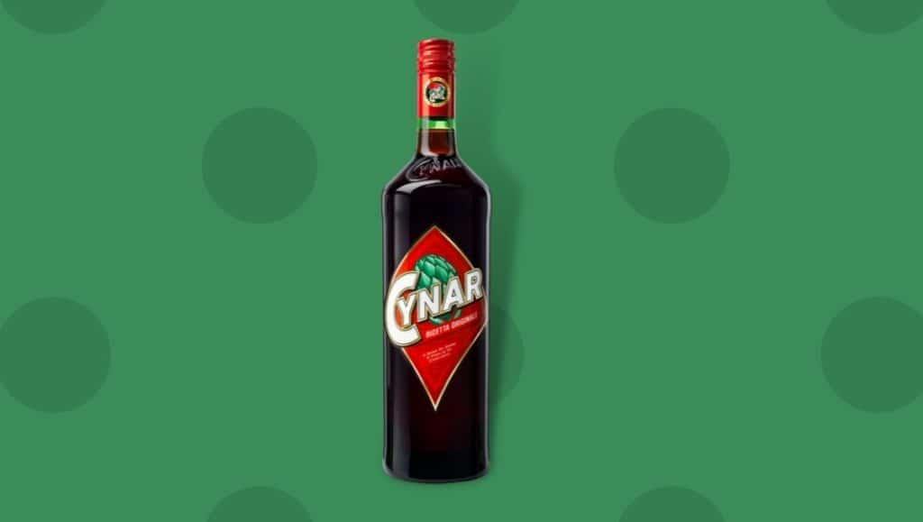 Cynar Amaro bottle