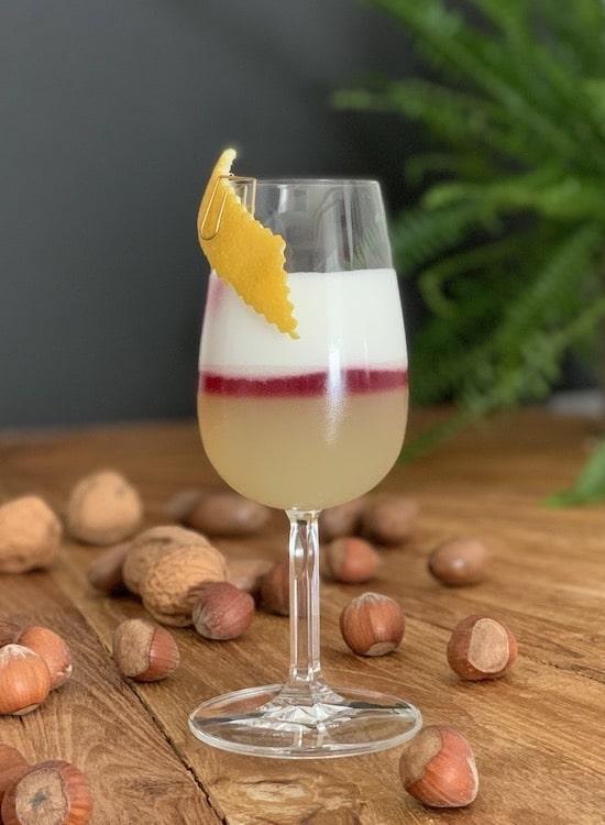 Frangelico Hazelnut Sour