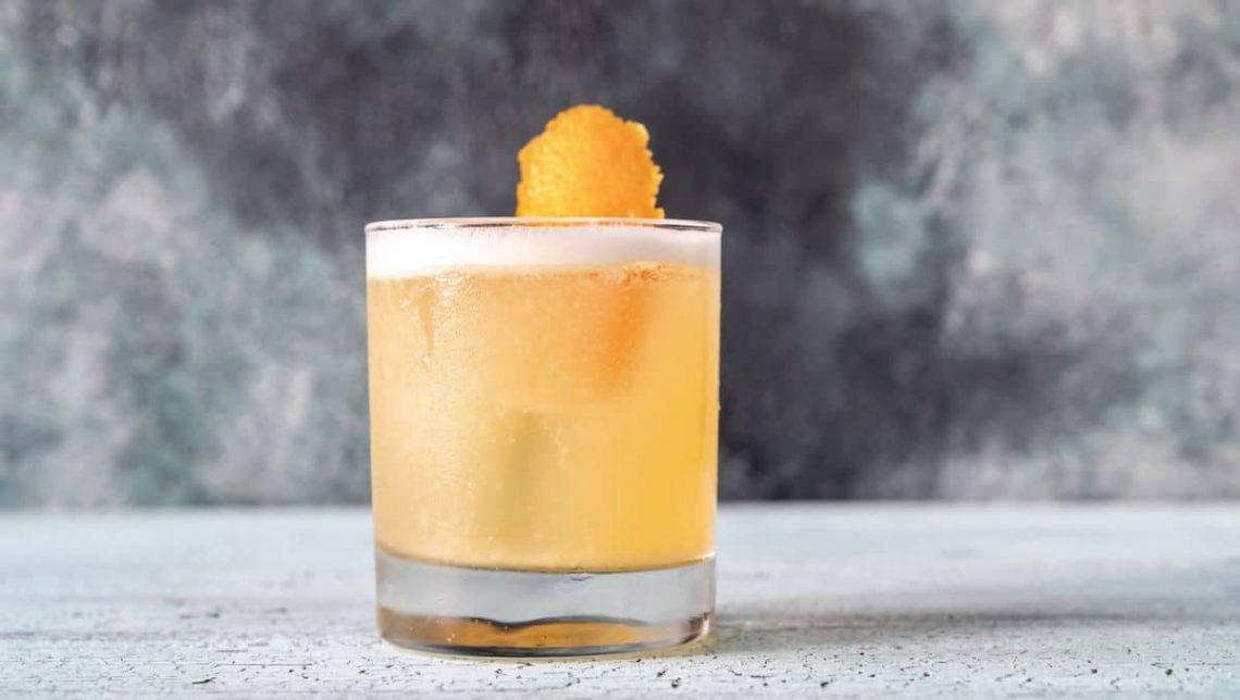 Stone Sour Cocktail